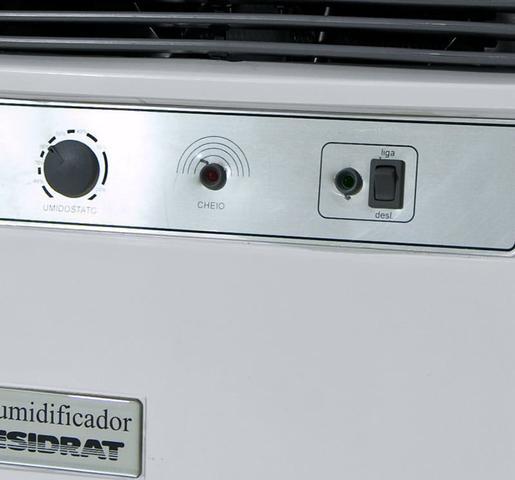 Imagem de Desumidificador de ar Industrial Light - Desidrat D300 - 300m³ - 220V- Compacto - Automático - Thermomatic
