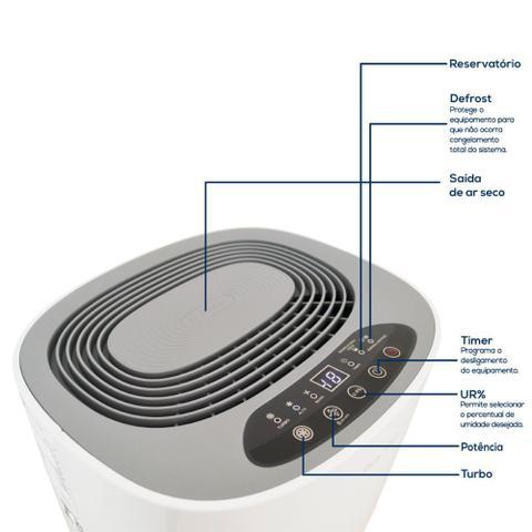Imagem de Desumidificador De Ar Smart Desidrat New Plus 150 - 220v