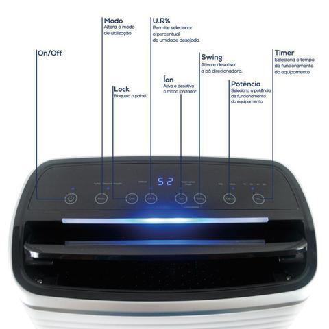 Imagem de Desumidificador Desidrat New Max 500 Thermomatic 220v Ideal Para Ambientes até 500m³