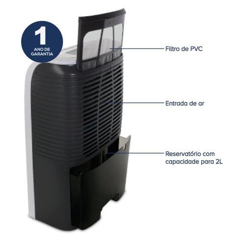 Imagem de Desumidificador Desidrat Plus 100 Thermomatic 127v Ideal Para Ambientes até 100m³