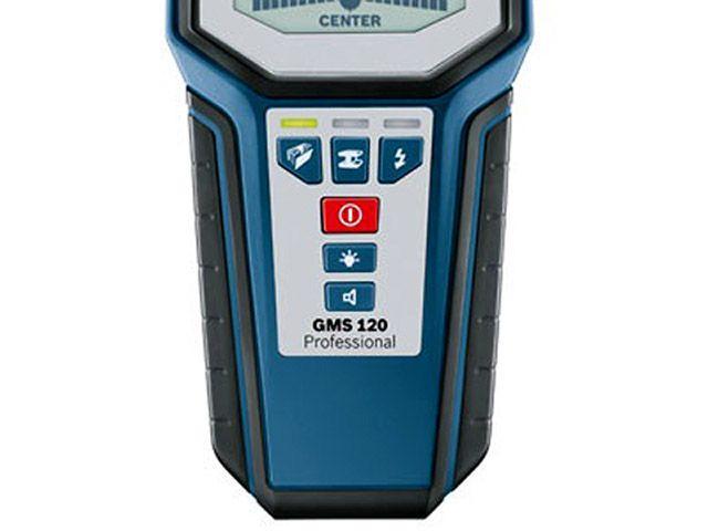 Imagem de Detector de Materiais Bosch GMS 120 Profissional