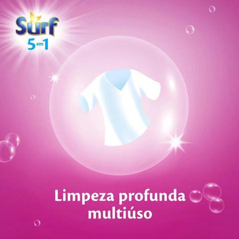Imagem de Detergente Em Pó Surf 1,6Kg Rosas E Flor De Liz