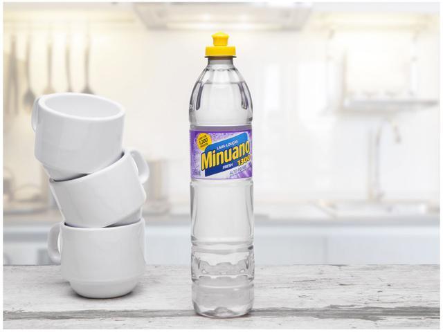 Imagem de Detergente Líquido Lava-Louças Minuano Fresh