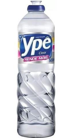 Imagem de Detergente Ypê 500ml Clear