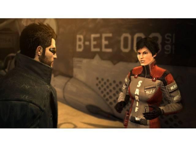 Imagem de Deus Ex Human Revolution - Directors Cut