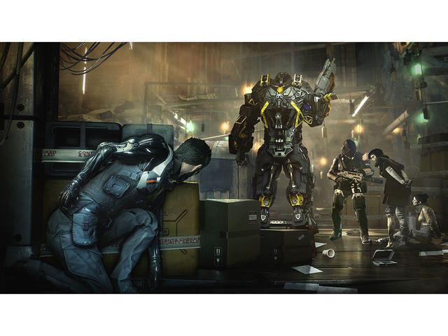 Imagem de Deus Ex Mankind Divided - Day One Edition para PS4