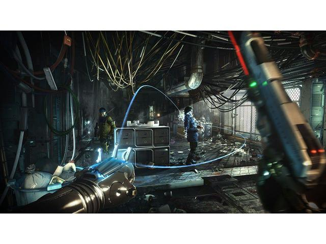 Imagem de Deus Ex Mankind Divided - Day One Edition
