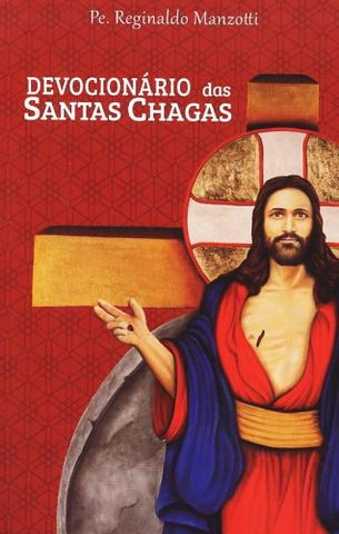 Imagem de Devocionário das santas chagas