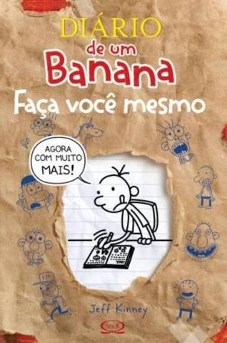 Imagem de Diário de um banana: faça você mesmo