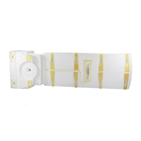 Imagem de Difusor com damper geladeira electrolux
