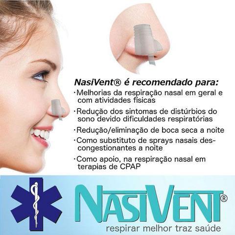 d45200261230 Imagem de Dilatador Nasal Nasivent Tube Plus Kit Inicial - Anti Ronco