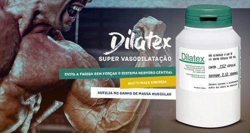 Imagem de Dilatex (152caps) power supplements vasodilatador