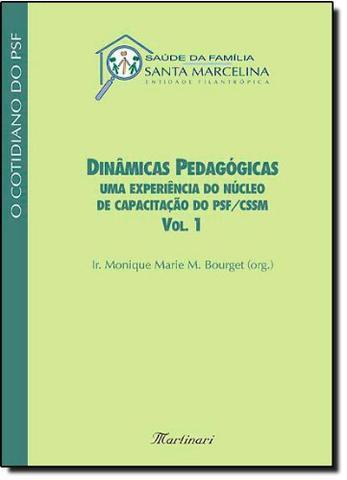 Imagem de Dinamicas pedagogicas: uma experiencia do nucleo d