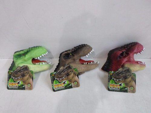 Imagem de Dino Fantoche Dtc Ref. 3731 Original E Lacrado! C/1