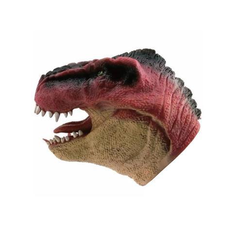 Imagem de Dino Fantoche DTC - Vermelho