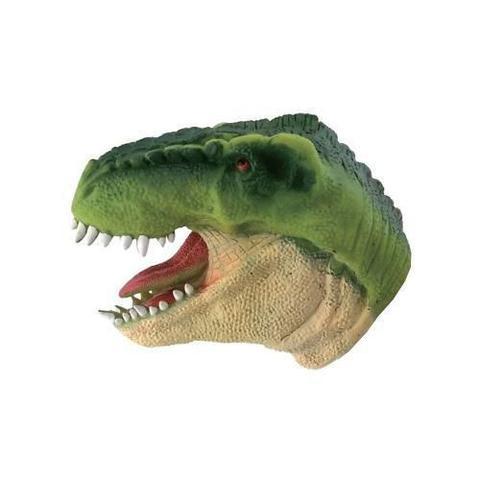 Imagem de Dino Fantoche Verde DTC 3731