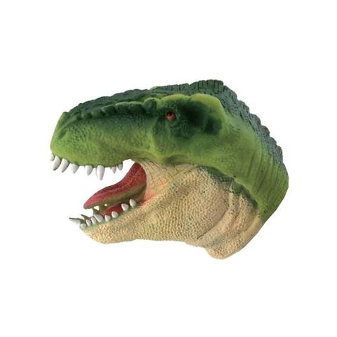 Imagem de Dino Fantoche Verde - DTC