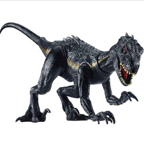 Imagem de Dinossauro jurassic world vilão indoraptor mattel oficial - fvw27