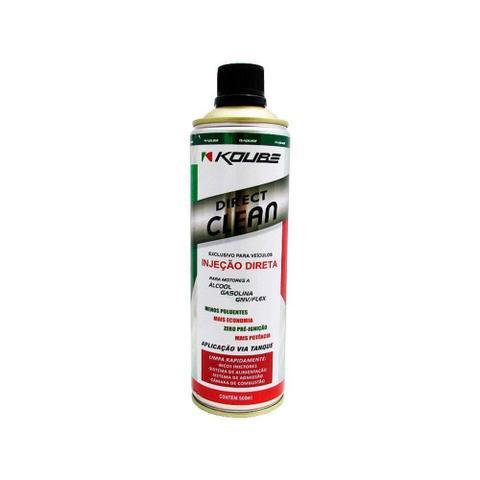 Imagem de Direct Clean Via Tanque Flex ou GNV de Injeção Direta Koube 500ml