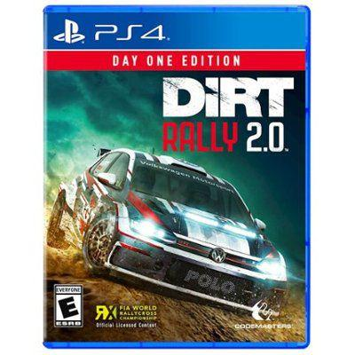 Jogo Dirt Rally 2.0 - Playstation 4 - Codemasters