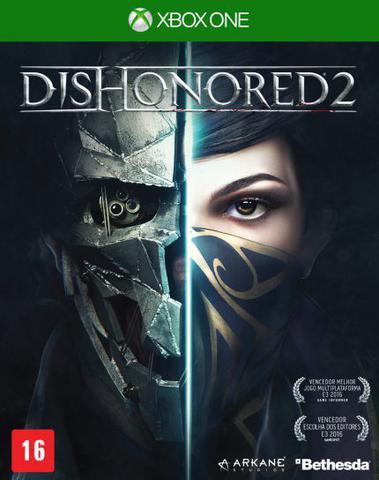 Jogo Dishonored 2 - Playstation 4 - Bethesda