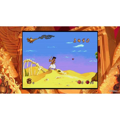 Imagem de Disney Classic Games: Aladdin and The Lion King - Switch