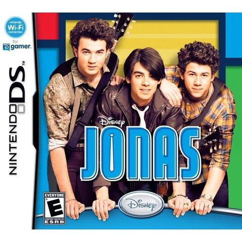 Jogo Jonas Brothers - Nds - Nintendo