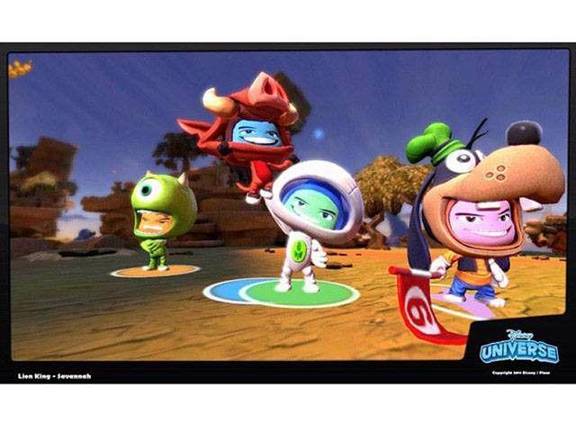Imagem de Disney Universe para PS3
