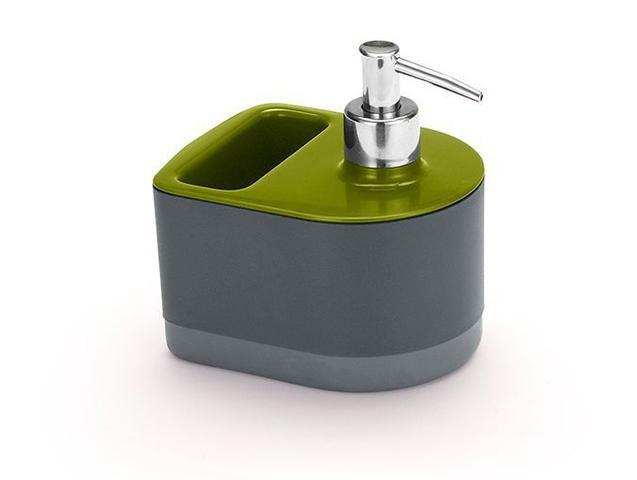 Imagem de Dispenser Detergente e Bucha By Arthi Verde