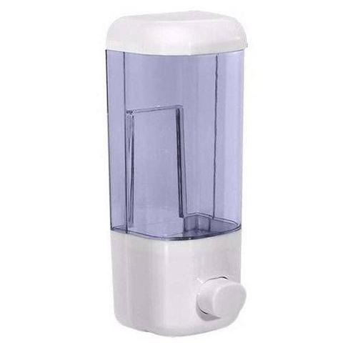 Imagem de Dispenser Porta Sabonete Líquido Álcool Gel De Parede 600ml