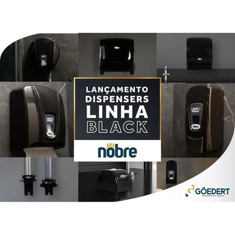 Imagem de Dispenser Poupador De Copos Agua E Café Automático Preto