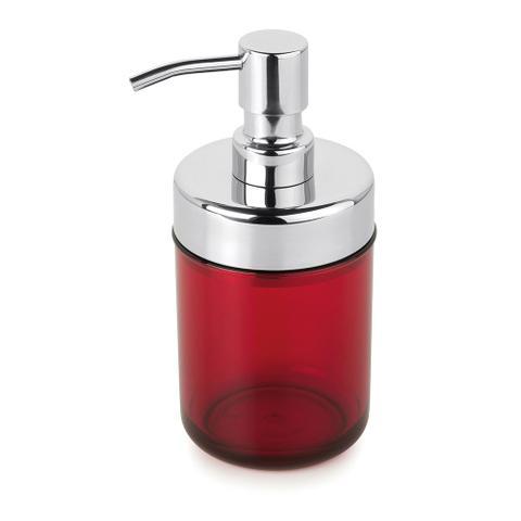 Imagem de Dispenser Sabonete Líquido Acquaset Vermelho Forma