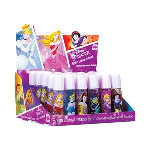 Imagem de Display brilho labial infantil glitter princesas - com 30 un