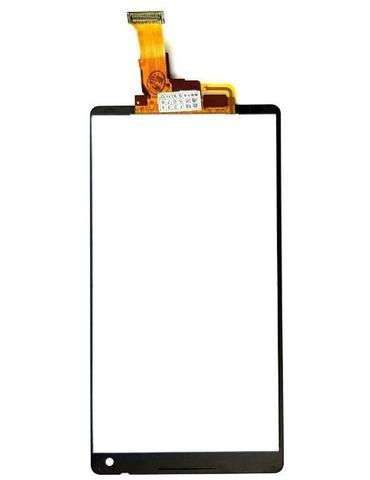 Imagem de Display Frontal Sony Xperia ZQ HD C6502 C6503 Preto sem Aro 1 Linha
