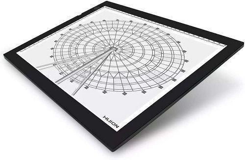 Imagem de Display led para mesa digitalizadora huion light pad l45