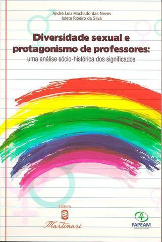 Imagem de Diversidade Sexual e Protagonismo De Protagonista De Professores - Martinari