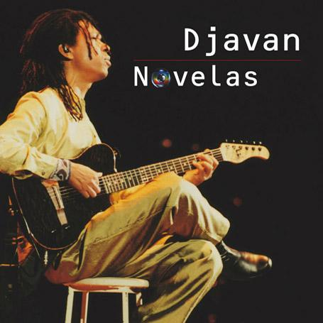 Imagem de Djavan - Novelas - CD