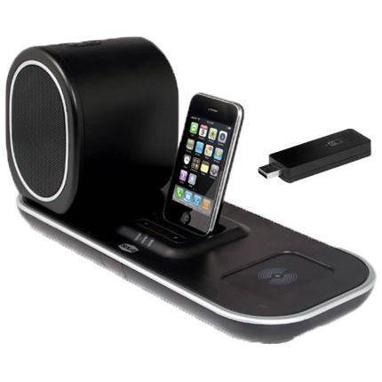 Imagem de Dock Station Carregador Iphone E Ipod Sem Fio Spi720 Sxa
