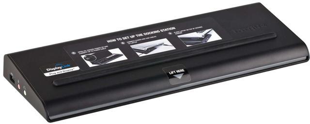 Imagem de Dock Station Targus Universal DV2K USB 3.0 - ACP77USZ