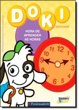 Imagem de Doki - hora de aprender as horas