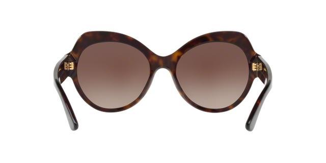 0d6b7489c8498 Dolce Gabbana DG4320 502 13 Tartaruga Lente Tam 56 - Óculos de sol ...
