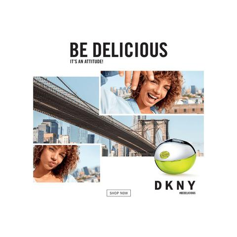 Imagem de Donna Karan Dkny Be Delicious Eau De Parfum - Perfume feminino 100 ml