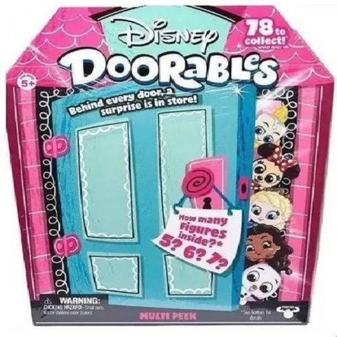 Imagem de Doorables Disney Super Kit Surpresa 5 6 Ou 7 Dtc 5069