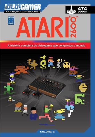Imagem de Dossiê OLD!Gamer Volume 06 : Atari 2600