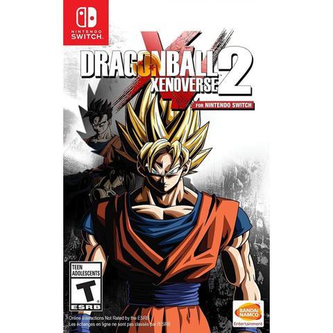 Jogo Dragon Ball Xenoverse 2 - Switch - Bandai Namco Games