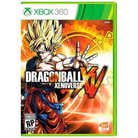 Imagem de Dragon Ball: Xenoverse - Xbox 360