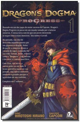 Imagem de Dragons dogma progress - vol.01