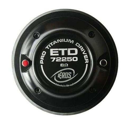 Imagem de Driver Titanium Eros ETD-72250 - 125 Watts RMS - 8 Ohms