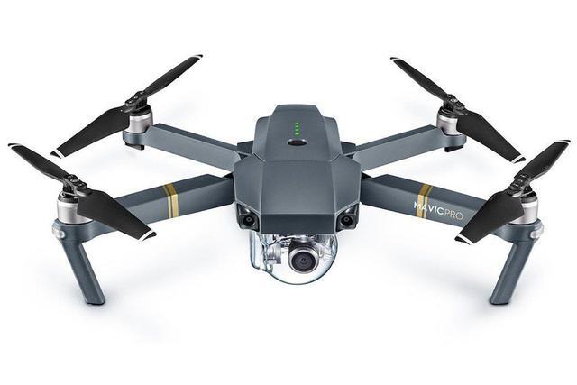 Imagem de Drone Dji Mavic Pro 4K Fly More Combo