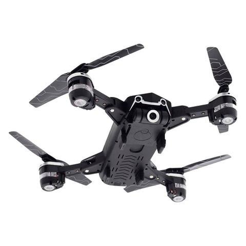 Imagem de Drone Multilaser Eagle FPV Câmera HD 1280P Bateria 14 minutos Alcance de 80m Flips 360 Controle remoto Preto - ES256